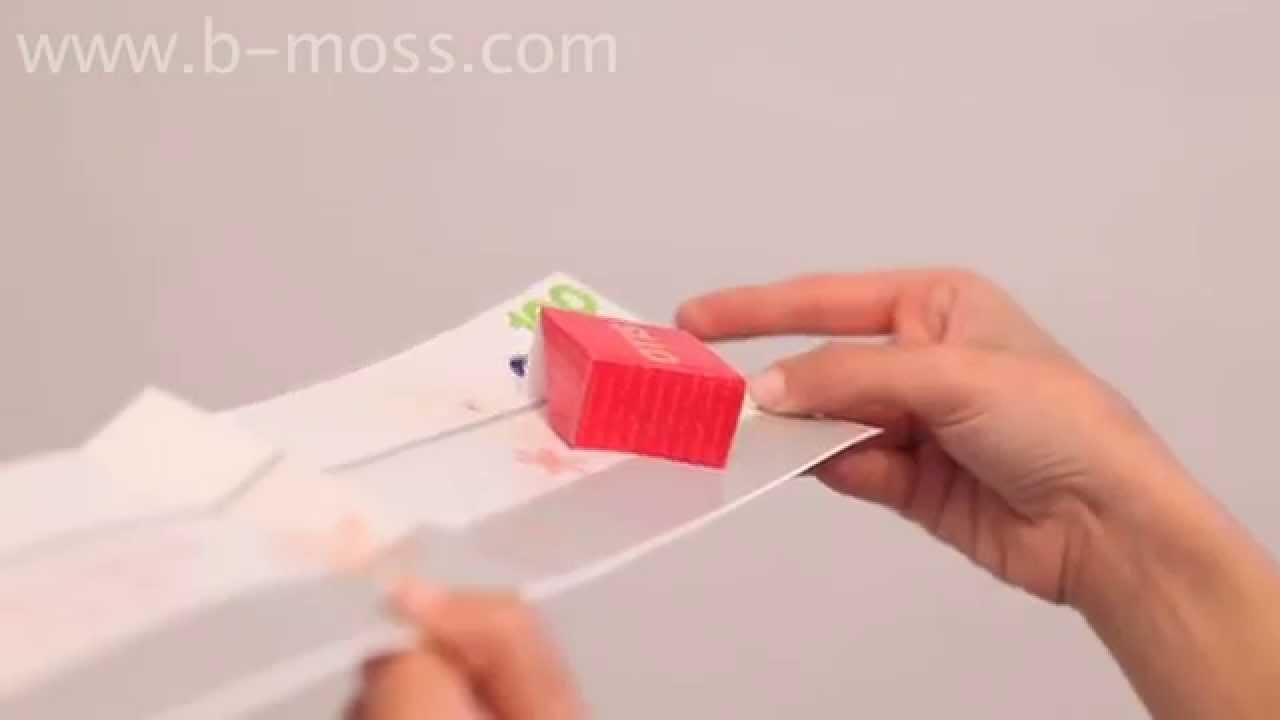 3D Box Direct Mailer
