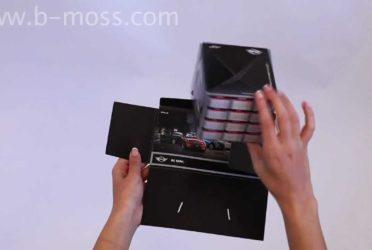 3D Pop-up Cube