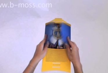 3D Pop-up Globe