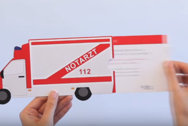 Van Shaped Slider Direct Mailer YouTube