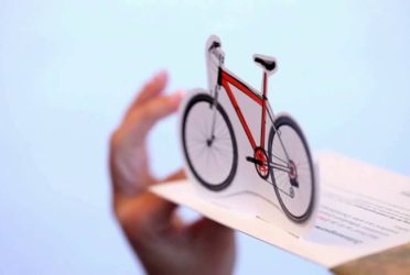 Bicycle Pop-Up Mailer