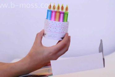 Pop-up Cake