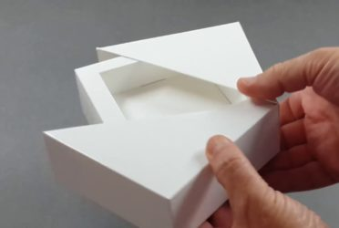 Two winged box