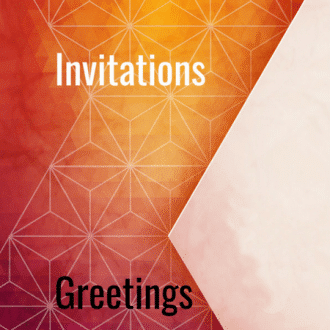 B2B Invitations & Greetings (French)